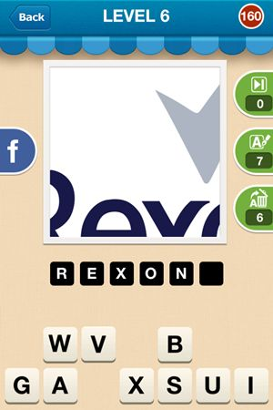 Hi Guess The Brand Level 6 Answer 160