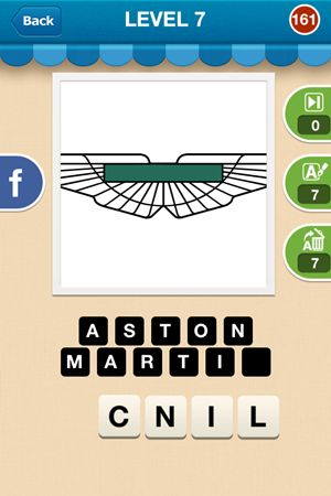 Hi Guess The Brand Level 7 Answer 161