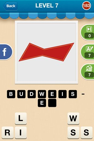 Hi Guess The Brand Level 7 Answer 183