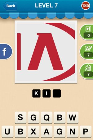 Hi Guess The Brand Level 7 Answer 185