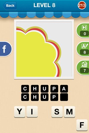 Hi Guess The Brand Level 8 Answer 213