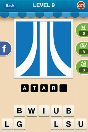 Hi Guess The Brand Level 9 Answer 221