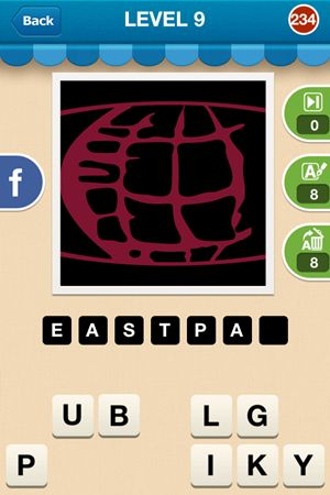 Hi Guess The Brand Level 9 Answer 234