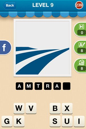 Hi Guess The Brand Level 9 Answer 239