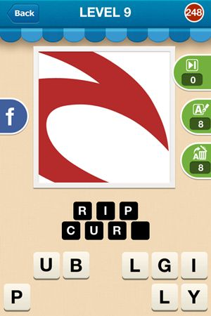 Hi Guess The Brand Level 9 Answer 248