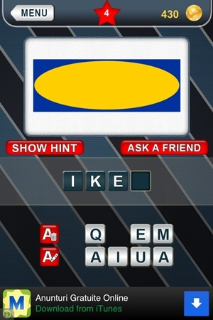 What's That Logo Answers Level 04