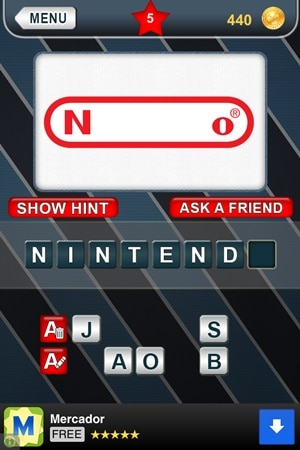 What's That Logo Answers Level 05