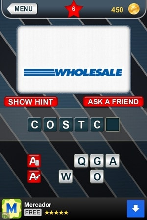 What's That Logo Answers Level 06