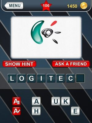 What's That Logo Answers Level 106