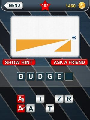 What's That Logo Answers Level 107