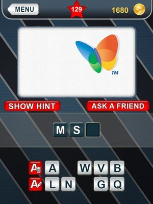 What's That Logo Answers Level 129