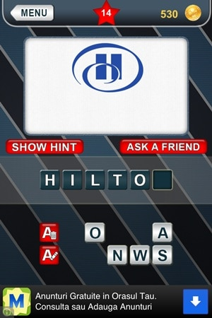 What's That Logo Answers Level 14