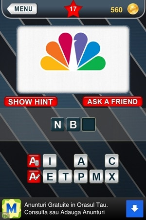 What's That Logo Answers Level 17