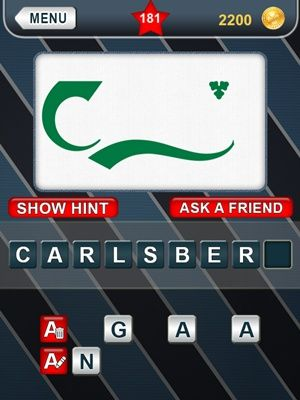 What's That Logo Answers Level 181