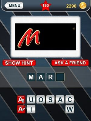 What's That Logo Answers Level 190