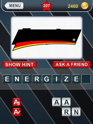 What's That Logo Answers Level 207