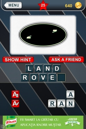 What's That Logo Answers Level 25