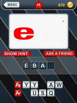 What's That Logo Answers Level 48