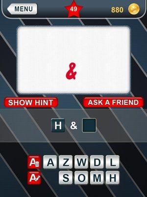What's That Logo Answers Level 49