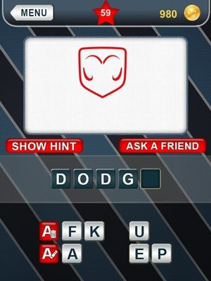 What's That Logo Answers Level 59