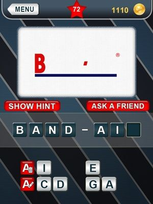What's That Logo Answers Level 72