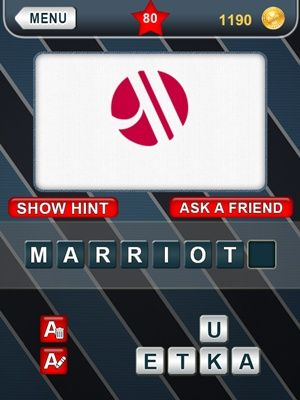 What's That Logo Answers Level 80