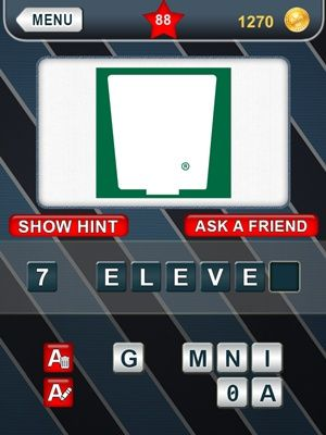What's That Logo Answers Level 88