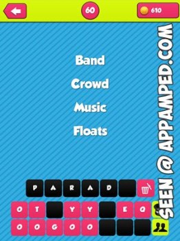 4 little words level 60 answer