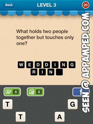 hi guess the riddle answer level 3 - 20