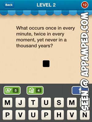 hi guess the riddle level 2 - 12
