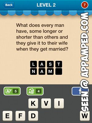 hi guess the riddle level 2 - 7