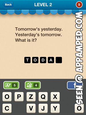 hi guess the riddle level 2 - 9