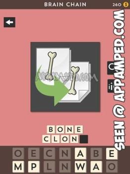 brain chain set 4 level 12 answer