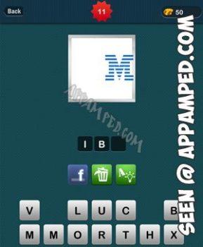 logoguess level 11 answer