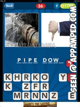picsizzle level 36 answer