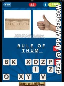 picsizzle level 52 answer