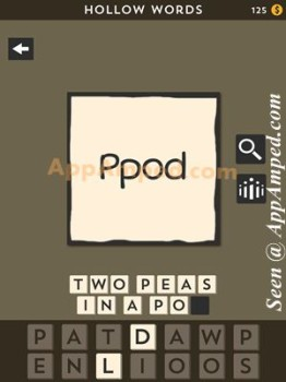 hollow words first set level 06 answer