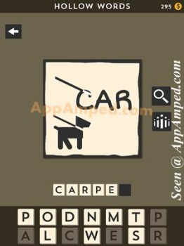 hollow words first set level 23 answer