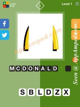 logo pop level 1 - 01 answer