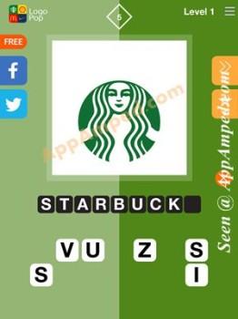 logo pop level 1 - 05 answer