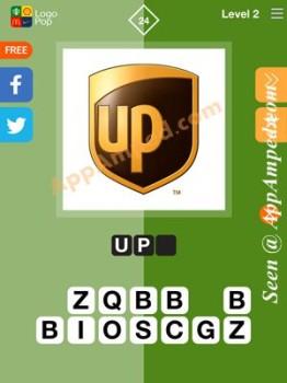 logo pop level 2 - 24 answer
