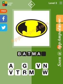 logo pop level 4 -51 answer