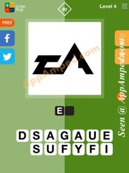 logo pop level 4 -60 answer