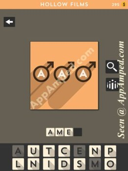 hollow films orange level 23 answer