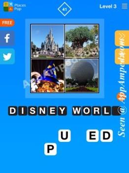 places pop level 3 - 41 answer