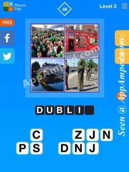 places pop level 3 - 48 answer