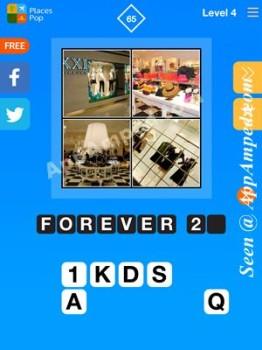 places pop level 4 - 65 answer