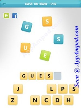 words go-round guess the brand 01 answer