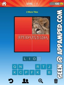 what animal level 01 answer