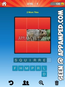 what animal level 04 answer